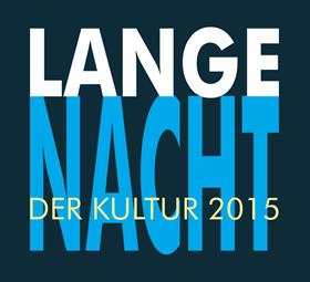 Lange Nacht der Kultur 2015 - Logo